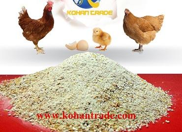 انواع کنسانتره مرغ گوشتی درجه یک